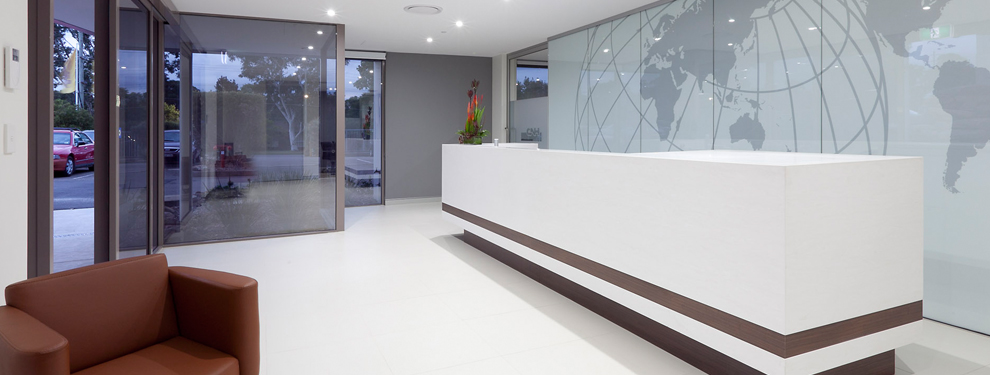 Complete Office Design & Fitout