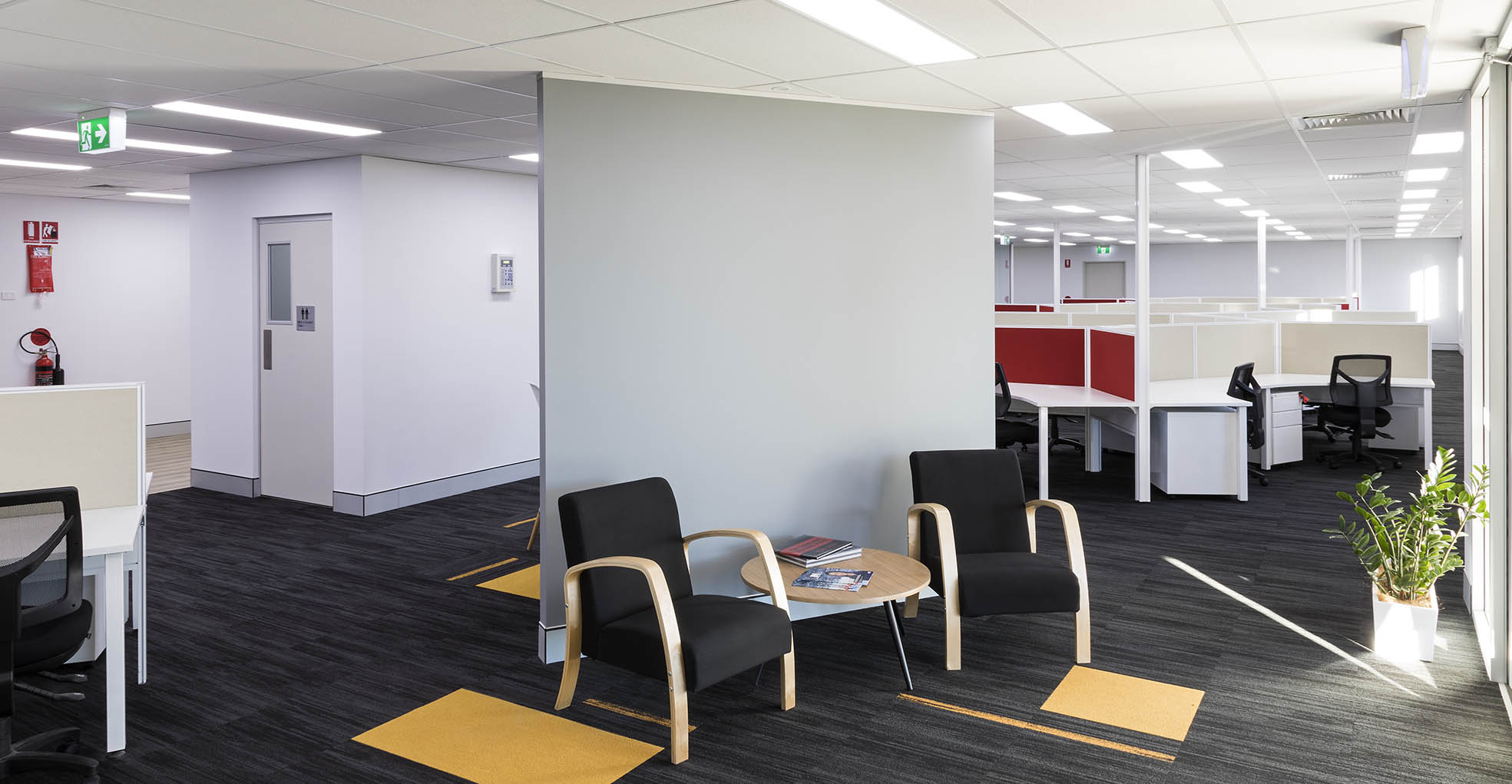Cnh Industrial Parts Office Design And Fit Outs In Penrith Parramatta North Amp West Sydney